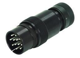 12-poliger 24-Volt-Stecker
