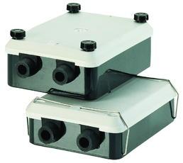 12-pol Kunststoff-Leitungsverbindungsdose